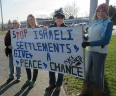 No Israeli Settlement Expansion