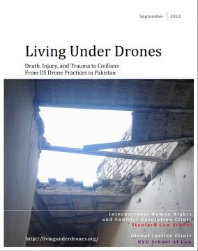 Living Under Drones is available as a free download in PDF format at www.livingunderdrones.org.