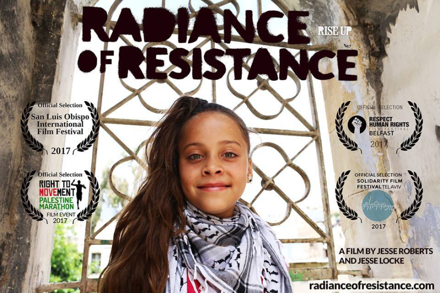 Radiance of Resistance movie poster